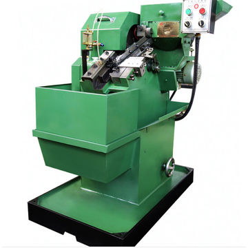 China TX-003 thread rolling machine is fully automatic on