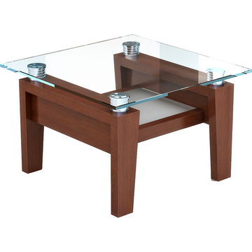 China Latest Modern Design Wooden Tea Table End