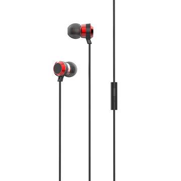 China Mobile phone earplugs IPhone7plus/i7p / 6 s / 8 / x in-ear wired earphone