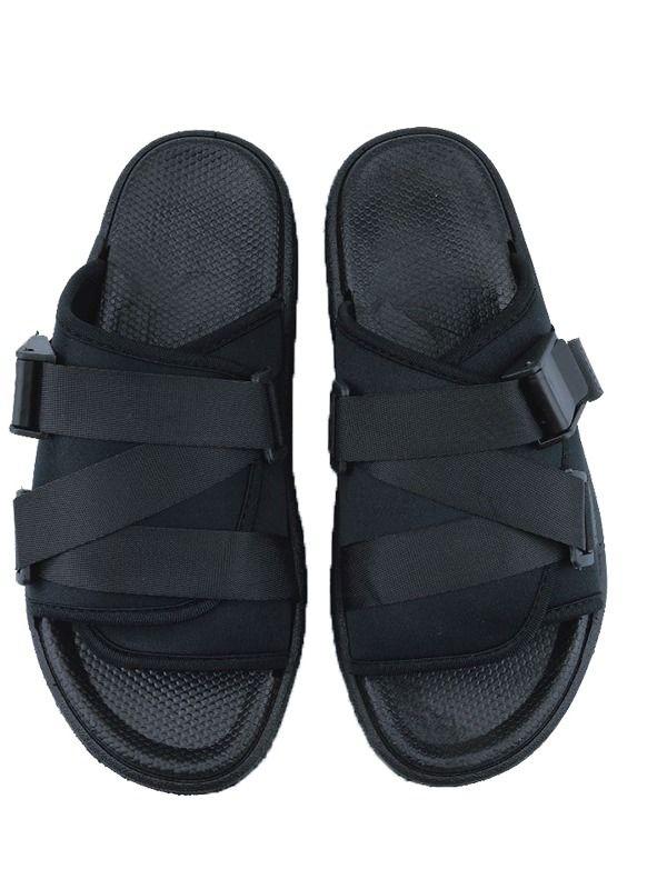 Chinahellosport Fashion Men S Sandals Sport Black 2020 New Eva Men S Slide Sandals On Global Sources