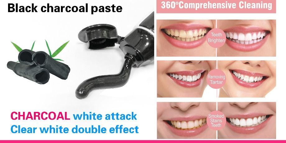 China Dr Daver Activated Charcoal Organic Coconut Oil Teeth