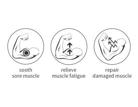 China Hyperblade, микровибрационный массажер NMES для спортивной реабилитации