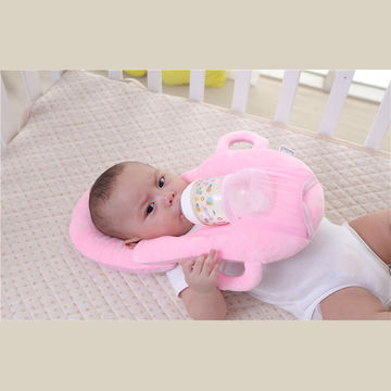 Baby Nursing Pillow Newborn Baby Feeder Support Cushion Prevent Flat Head Pads