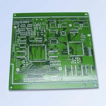 Hong Kong SAR 4-Layer PCB Immersion Tin for Telecom Products