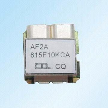 Hong Kong SAR Array Band Pass Dielectric Filter with Customized Bandwidth and Attenuation SAW Filters