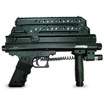 Non-lethal Personal Stun Pistol, Ideal for Police, Security Staff, and Airplane Marshals