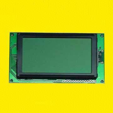 China STN Graphic LCD Module with 160 x 80 Dots