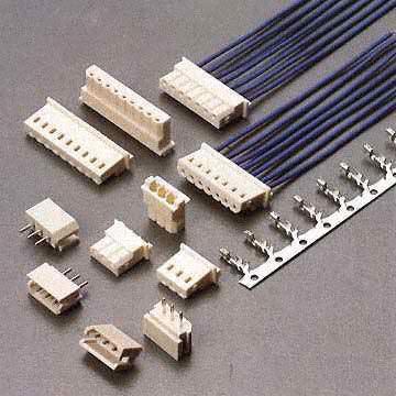 PCB Connectors with Insulation Resistance of 1,000 Mega Ohms Minimum