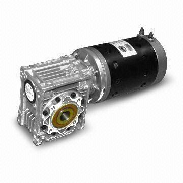 Low rpm dc motors