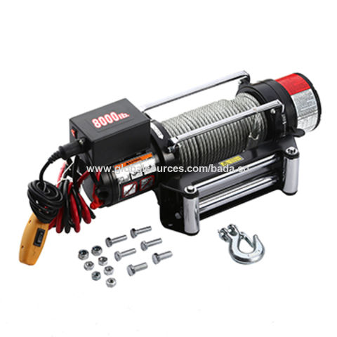 China Winch,Truck & SUV winch, Electric winch from Wenzhou