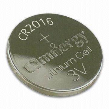 Hong Kong SAR Lithium/Manganese Dioxide Button-cell Batteries with 0.5mA Continuous Current