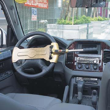 Automobile Security Device Steering Wheel Lock