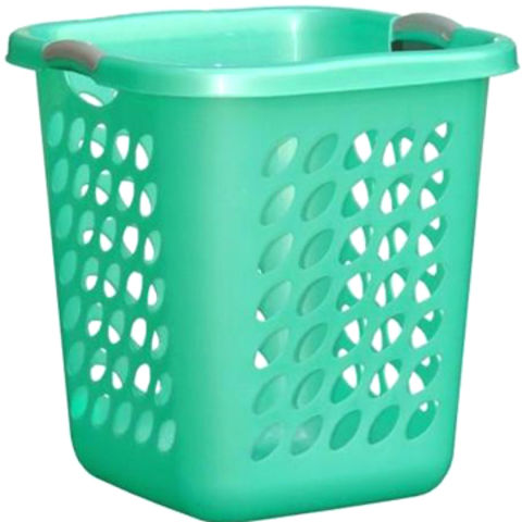 large size laundry basket available in various colors