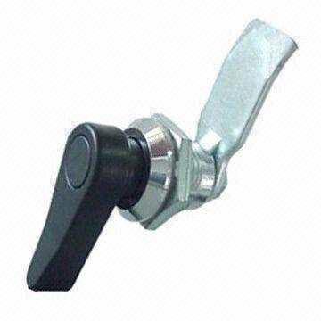 China Thumb Turn Latch With Zinc Alloy Body And Plastic