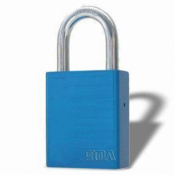 Taiwan Solid Anodized Aluminum Lock Body, Available in Silver Color