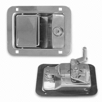 China Two Point Paddle Handle Latch Cabinet Lock