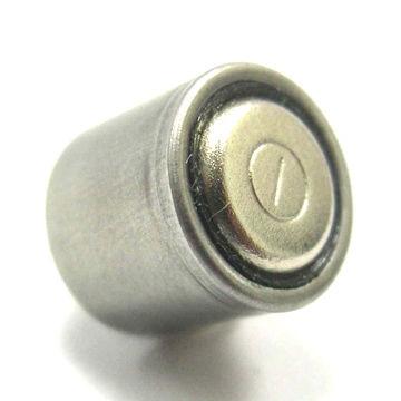 Hong Kong SAR Lithium/Manganese Dioxide Battery with 170 mAh Nominal Capacity and Voltage 3V