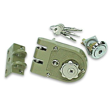 Germany heavy duty door lock made of zinc alloy with for Door lock germany