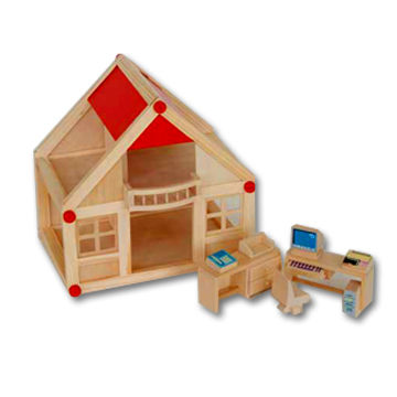 Promotional Play House for Stimulating Children's ...