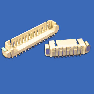 Taiwan PCB Connectors with Maximum Contact Resistance of 20m