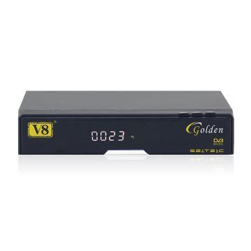 China Openbox V8 Golden DVB-S2/T2/C Tuner Satellite Tv Receiver box