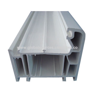 China Plastic Extrusions, New PVC Profile/Extrusion for Windows and Doors with 5 Chambers