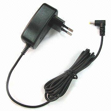 6W AC/DC Switching Power Adapter with UL/CUL, CEC, FCC Certifications