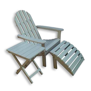 Leisure Chair and Leisure Table, Suitable for Outdoor Relax