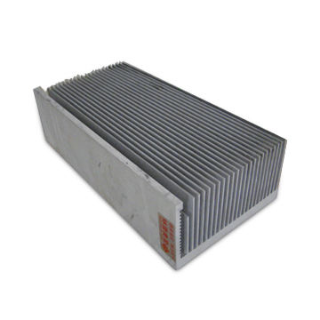 China Industrial Aluminium Profile, Customized Designs are Accepted and Diameter Up to 350 to 400mm