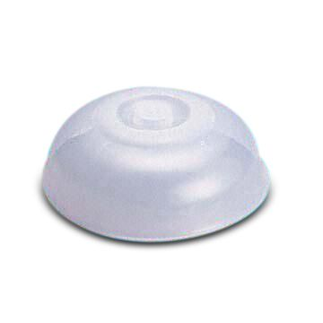 Durable Plastic Lid for Microwave Use, Measuring 272 x 128mm