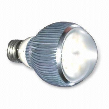 LED Bulb, High Efficiency, Green Lighting without Ultraviolet Radiation/Infrared in Spectrum