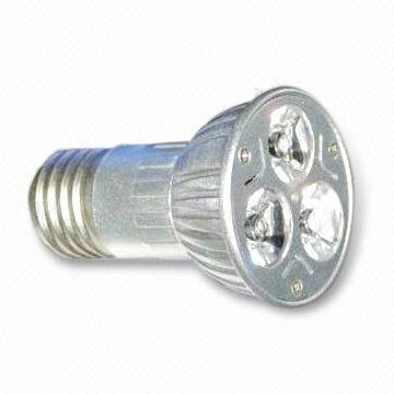 LED Bulb, Green Lighting without Ultraviolet Radiation/Infrared in Spectrum, High Efficiency