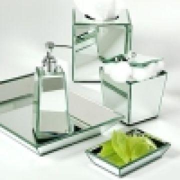 Mirror Tray Vanity Tray Tray Fruit Tray Plate Mirror