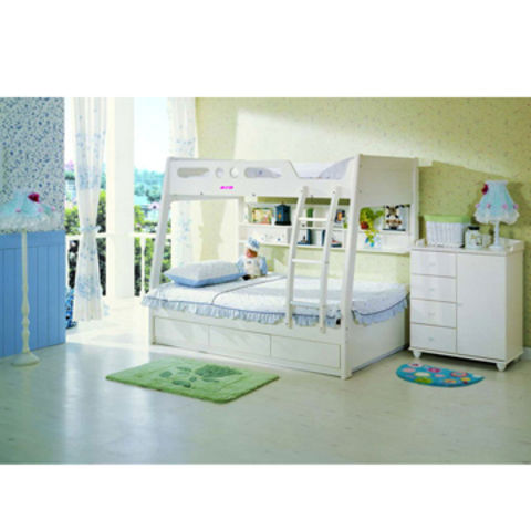 China Bedroom Set For Children Made Of Solid Wood Or Mdf On Global Sources