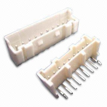 Taiwan 2.0mm Wire to Board Header in DIP Type with Glass-filled PBT Wafer