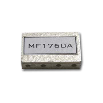 Hong Kong SAR Mono Block Dielectric Filter with Frequency Range of 800 to 3500MHz