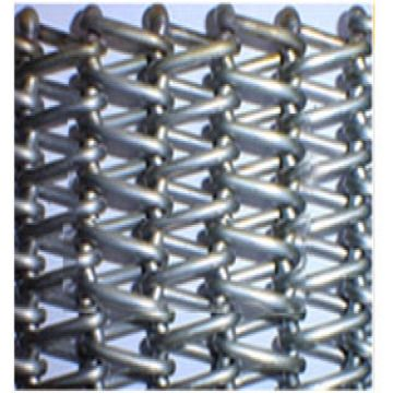 Stainless Steel Annealing Furnace Wire Mesh Conveyor Belt