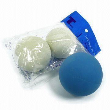 Squishy Tennis Ball : Durable Soft Tennis Ball for Training with Very Thin Rubber Wall, Used for Seniors