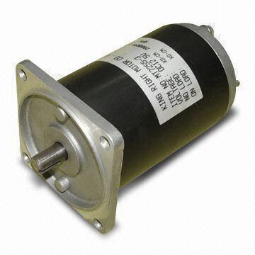 small dc gear motor for radio control models with 80mm
