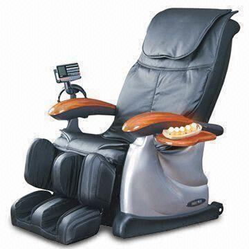 massage chair with speakers. Massage Chair With Heat Function And Four Vibrating Motors This Flips Your Feet Above Head For Zero-gravity, Spine-numbing Pleasure. Speakers I