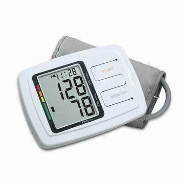 Blood Pressure Monitor, No Lens Design, with Button