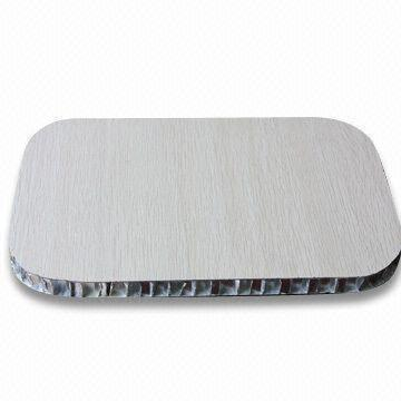 Aluminum Honeycomb Panel with Excellent Heat Preservation ...