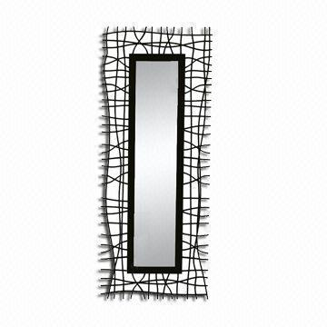 China Metal Framed Mirror, Various Colors and Sizes are Available on ...