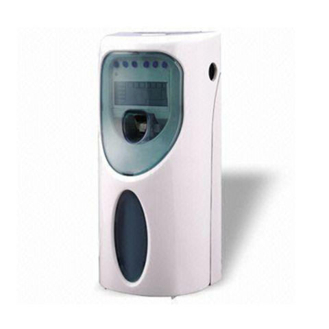 Taiwan Automatic Digital LCD Aerosol Dispenser, Powered By Two AA Alkaline Batteries
