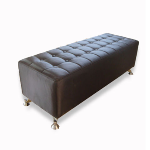 China Storage Ottoman Stool Bench Furniture Customized Designs And