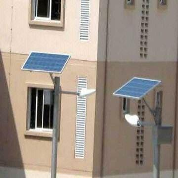 India Solar Street Lights-use LEDs for lighting purposes,