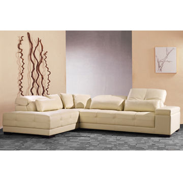 Sofas with Strong Wooden Frame, High Density Foam and Rust ...