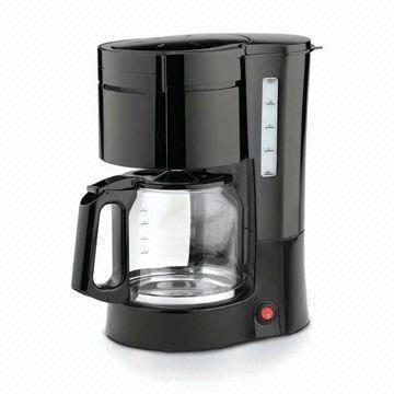 Coffee Maker Swing Out Filter Basket : 1.8L Anti-drip Coffee Machine with Swing-out Filter Basket Global Sources