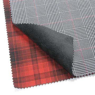 Taiwan Softshell Fabric, 4-way Stretch Poly Bonded Teddy Bear and 8,000/MVP 7,000