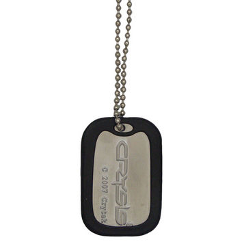 china dog tag made of iron aluminum brass with soft enamel color